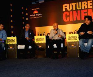 "Jagran Cinema Host Summit""-Siddharth Roy Kapur, Mukesh Bhatt and Sajid Khan"