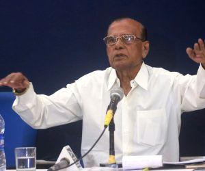 A.C. Kamaraj's press conference