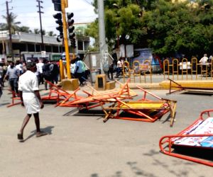 Nine dead in police firing in Toothukudi as Sterlite protests turn violent