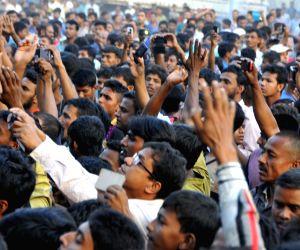 BANGLADESH-DHAKA-PROTEST-EVICTION OF ILLEGAL TERMINAL