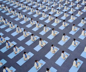 CHINA GUIZHOU YOGA CONTEST