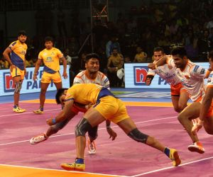 Pro Kabaddi League 2017 - Puneri Paltan vs Tamil Thalaivas