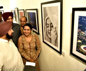 World Photography Day exhibition 'Drishti-2018' - Amarinder Singh