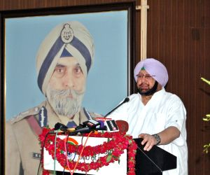 Punjab CM pays tributes to KPS Gill