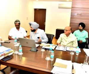 Punjab CM Amarinder Singh reviews functioning of Animal Husbandry, Dairy Development and Fisheries department