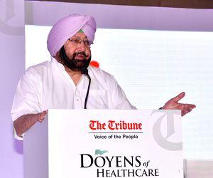 "Doyens of Healthcare"" - Amarinder Singh"