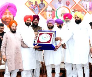 Punjab CM launches 'Sarbat Sehat Bima Yojana' on Rajiv Gandhi's 75th birth anniversary
