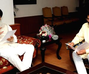 Punjab CM meets MoS Culture and Tourism