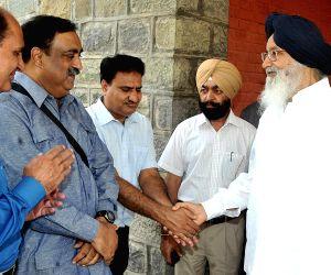 Punjab CM meets Pakistani Cattle Breede