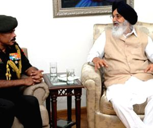 Punjab CM meets Phillip Compose