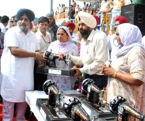 Independence Day celebrations - Sukhbir Singh Badal