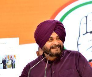 Punjab Minister and Congress leader Navjot Singh Sidhu. (Photo: IANS)