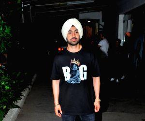 Screening of film Super Singh