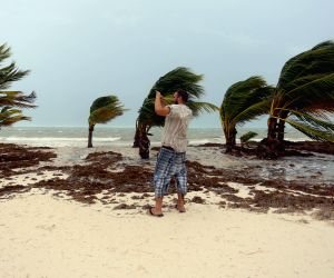 DOMINICAN REPUBLIC-PUNTA CANA-HURRICANE MARIA