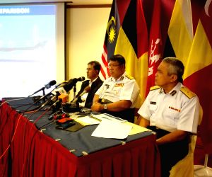 MALAYSIA-PUTRAJAYA-PRESS CONFERENCE-MISSING OIL TANKER