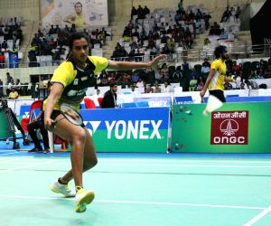 Senior National Badminton Championship 2017 - PV Sindhu Vs Shriyanshi Pardeshi