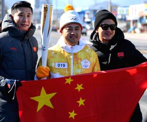 OLY-SOUTH KOREA-PYEONGCHANG-OLYMPIC TORCH RELAY