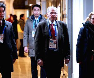 OLY SOUTH KOREA PYEONGCHANG IOC 132 SESSION
