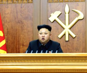 DPRK-KIM JONG UN-VISIT