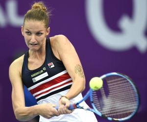 Pliskova ends Osaka's winning streak, claims Pan Pacific Open title