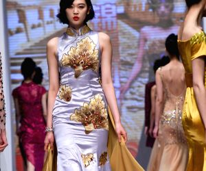 2014 China (Qingdao) International Fashion Week in Qingdao