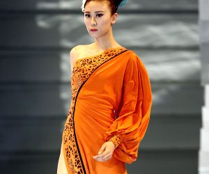 CHINA SHANDONG QINGDAO FASHION WEEK OPEN