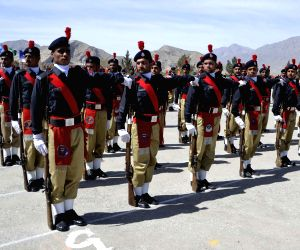 PAKISTAN QUETTA POLICE GRADUATION