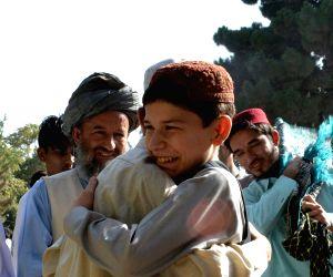 Quetta: Muslims celebrate Eid al-Fitr