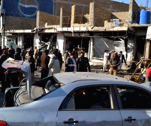 Quetta (Pakistan): Bomb blast