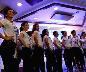 PHILIPPINES QUEZON CITY POLICEWOMEN BEAUTY PAGEANT