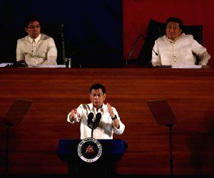 PHILIPPINES-QUEZON CITY-RODRIGO DUTERTE-UNILATERAL CEASEFIRE