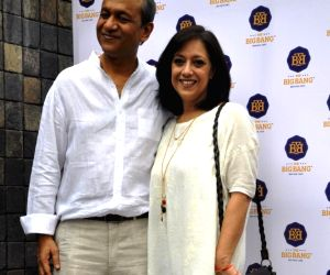 Shruti Seth & Danish Aslam's 'White Brunch'