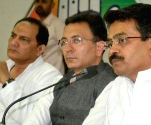 Congress - press conference
