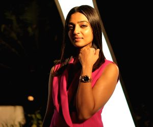 Radhika Apte at the Daniel Wellington DWali Party in New Delhi on Oct 11, 2019.