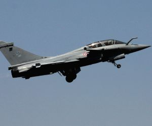 Present Rafale deal better than previous one: Dy IAF chief