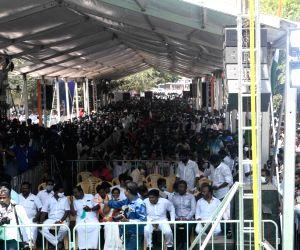 Free Photo: Rahul Gandhi at Public Meeting at Shastri Nagar, Chennai, Tamil Nadu