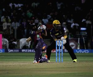 IPL 2017 - Rising Pune Supergiant vs Kolkata Knight Riders