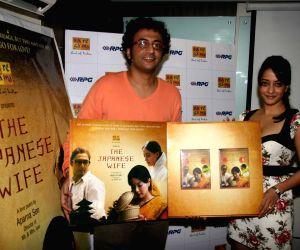 "Raima Sen at ""The Japanese Wife"" DVD launch at Juhu."