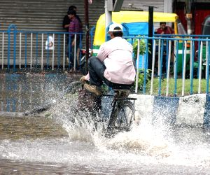 File Photo: Rains in Kolkata