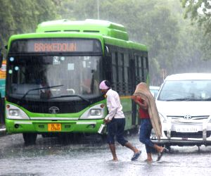Monsoon in Delhi from June 29: IMD