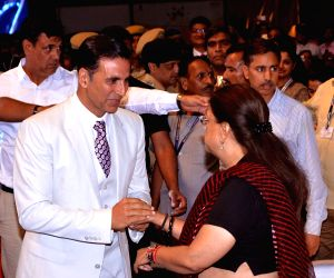 The Festival of Education - Vasundhara Raje, Akshay Kumar