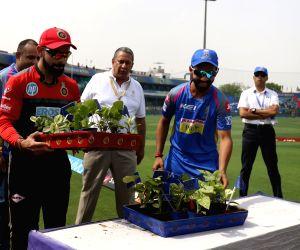 IPL 2018 - Match 53 - Rajasthan Royals Vs Royal Challengers Bangalore