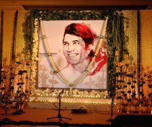 Rajesh Khanna`s condolence meet in Mumbai. (Photo:IANS)