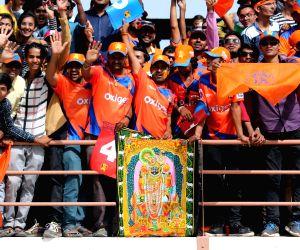 IPL 2017 - Gujarat Lions Vs Kings XI Punjab