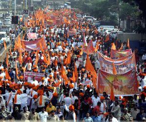 Rajput demonstration against