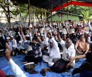 Rajputs' demonstration