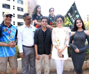Raju V Manwani Host The Treasure Hunt