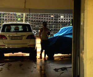 Rakul Preet Singh Spotted In Bandra
