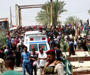 IRAQ RAMADI DISPLACED REFUGEES