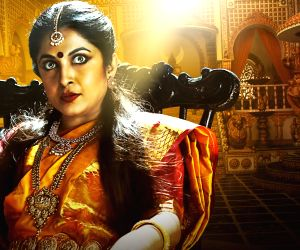 Ramakrishna's Rani Sivagami Movie First look
